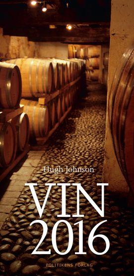 Hugh Johnson giver i Vin 2016 et opdateret billede af vinenes verden med vurderinger af mere end 6.000 vine fra de store, respekterede vinlande til de mindre kendte, som fx Danmark.  I Vin 2016 gives også oplysninger om serveringstemperaturer samt hvilken vin, der er bedst at servere til maden.