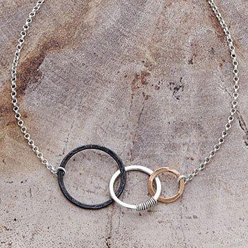 Past Present Future Necklace. Love this necklace. #affiliatelink #accessorize