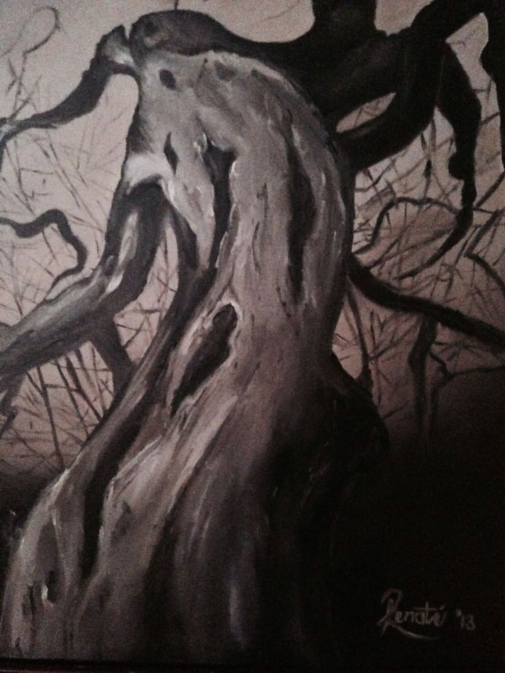 Because, I adore trees!