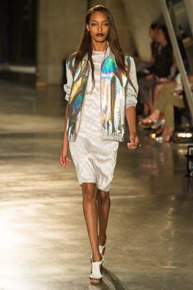 Berlin Fashion Week Trends      #fashion #holographic #trend #trends #fbloggers #style #outfit #prints