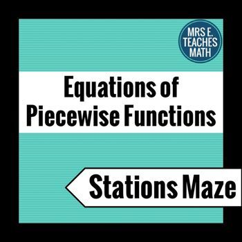 how to find the equation of a piecewise function