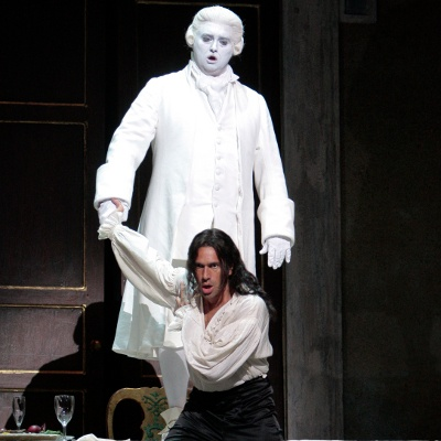 Mozart's Don Giovanni at LA Opera with Ildebrando D'Arcangelo in the title role    #Mozart #DonGiovanni