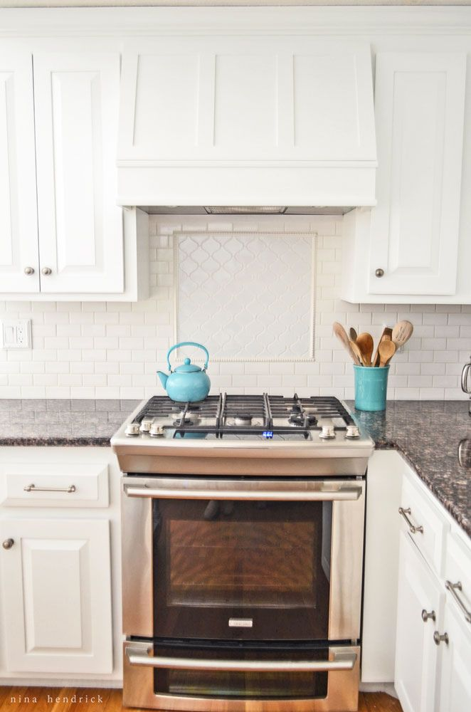 Diy Storage Range Hood Custom Vent Cover Tutorial Stove
