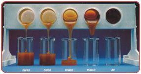 Figura 1 – Determinación del punto de fluidez de aceites lubricantes