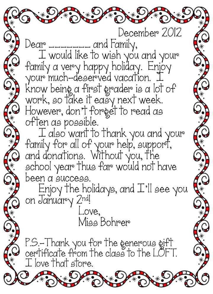 3 4 thank you letter for teacher samplenotary