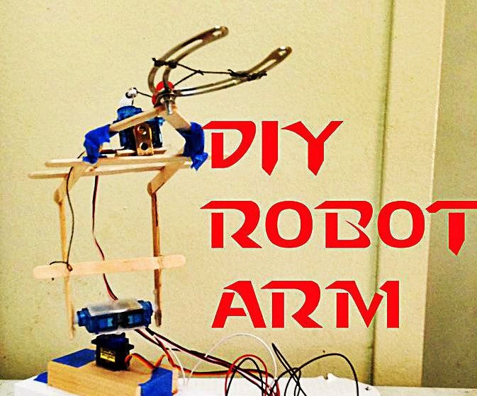 Arduino Robot Projects Instructables James Your First Arduino Robot