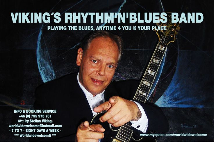 STELLAN VIKING's RHYTHM'N'BLUES BAND