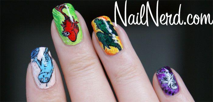 Suess Nails!