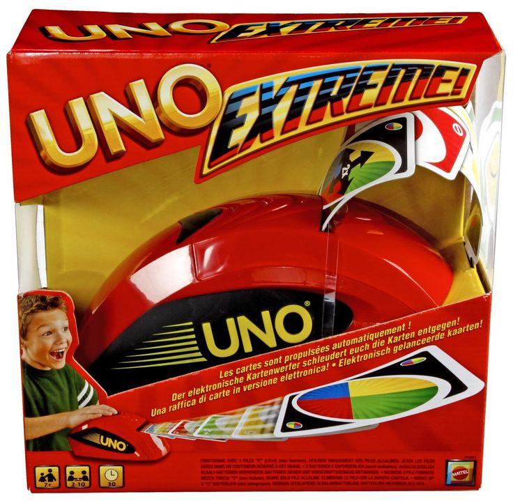 Uno Extreme Neuauflage - Geschenke von Geschenkidee