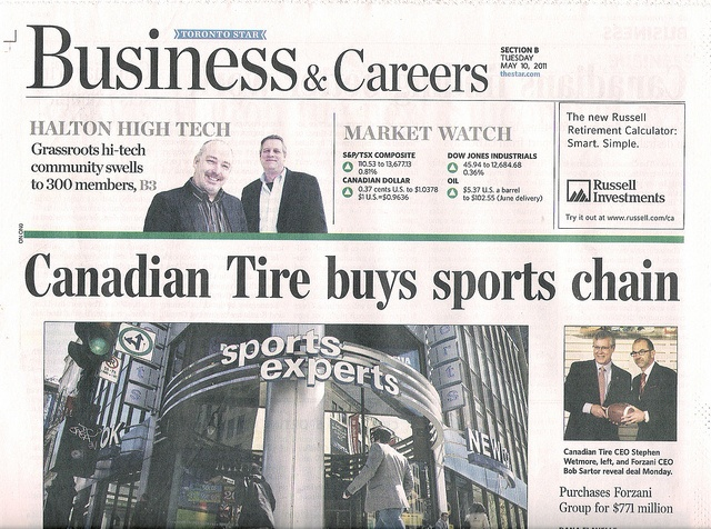 #SiliconHalton covered by Toronto Star in 2011. It's time for an update!