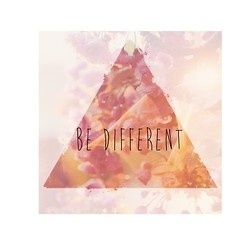 be different quotes quote word words line lines sentence sentences triangle colours colourful shape pattern illuminati quotes & things