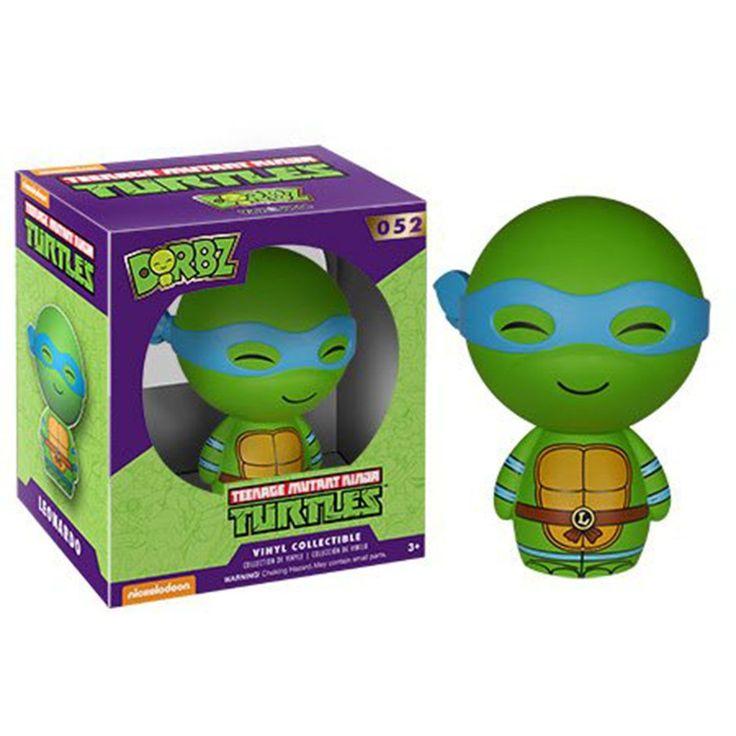 Teenage Mutant Ninja Turtles Dorbz Leonardo Figure - Radar Toys