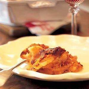 Potato and Sun-Dried Tomato au Gratin from Cooking Light | MyRecipes.com
