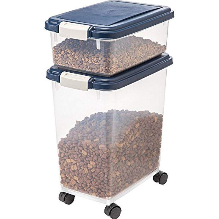 airtight dog food container amazon