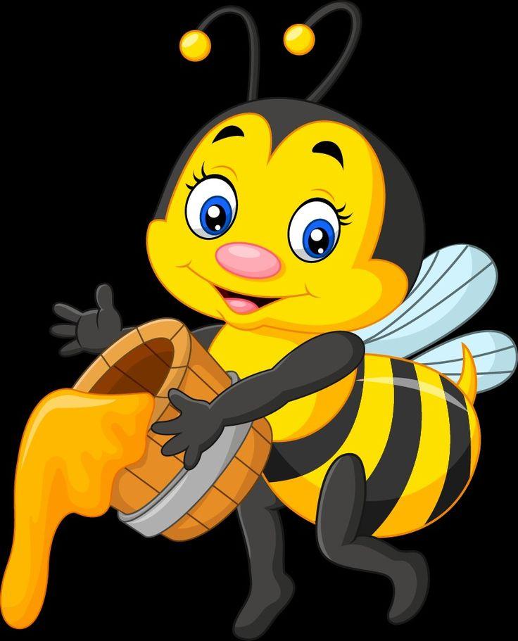 Смешные картинки пчелка