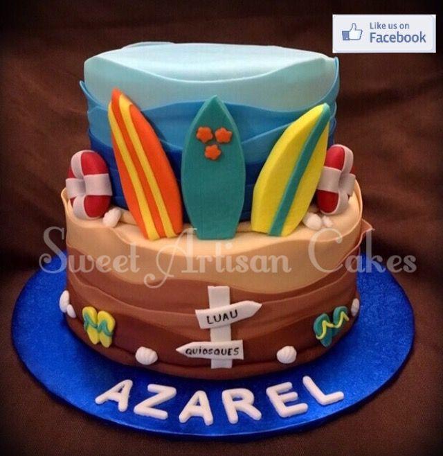 Surf cake! Surf cake