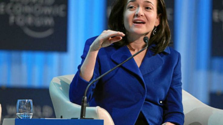 Sheryl Sandberg dá aula sobre superação após morte do marido | EXAME.com
