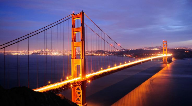 40 Best Images About City Light And Bridge On Pinterest