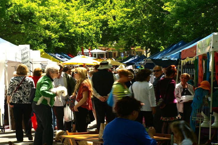 Uncover the incredible markets of the Adelaide Hills here!