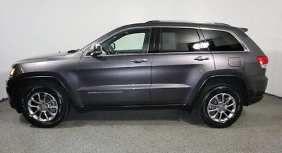 Ebay Grand Cherokee 4wd Limited With Luxury Group Ii 2015 Jeep