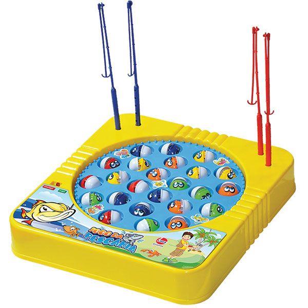 Jogo da Pescaria | 60 brinquedos dos anos 80 e 90 que farão você querer inventar uma máquina do tempo
