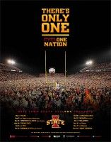 Posters and Schedule Cards - Iowa State University Athletics Official Web Site - www.CYCLONES.com - The home of Iowa State Cyclone Sports