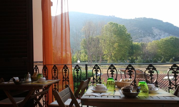 San Giuliano Terme nel Toscana