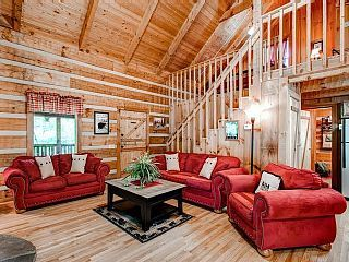 SPECIAL 4 NTS ($499.09) ALL INCLUSIVE(ex hol.) CLOSE TO PKWY, 140+ REVIEWS!Vacation Rental in Pigeon Forge from @homeaway! #vacation #rental #travel #homeaway