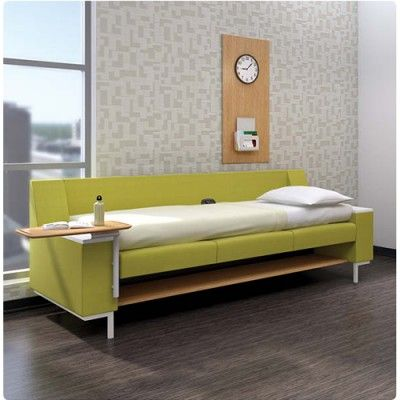 Reverie A Sleeper Sofa   Reverie Is A Sleepover Sofa For Healthcare Spaces  That Offers Good Ideas