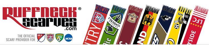 USA Soccer Scarves