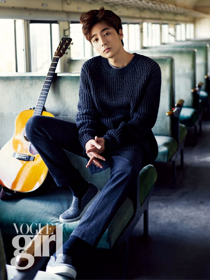 BirthName - Kim Sang Woo // StageName - Roy Kim // Birthday - July 3rd 1993 (22) // StarSign - Cancer // Height - 5ft10 //