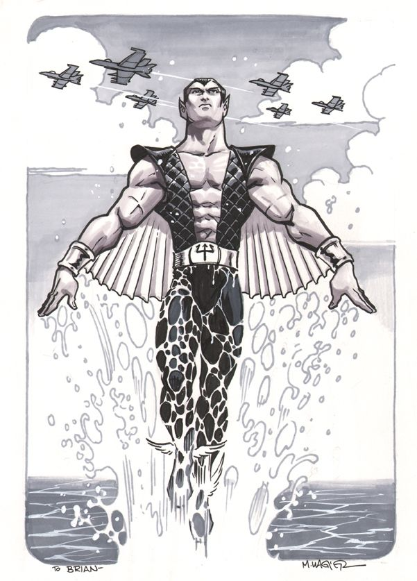 Namor by Sean Murphy