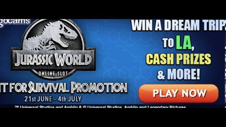 BingoCams http://www.perfectbingosites.co.uk/bi... offers £5 free no deposit bonus plus 300% first deposit bonus up to £150 free powered by B-Live Gaming at Best Online Bingo Sites UK