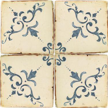 Isabelle - Paris - Wall & Floor Tiles | Fired Earth £9.95 Aga splash  back