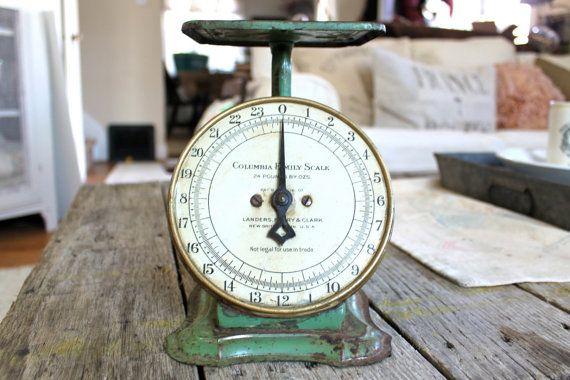 Farmhouse Vintage Scale