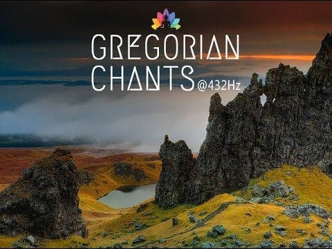 Gregorian Chants at 432Hz | 3 Hours of Healing Music - Meditation Music for the 7 Chakras | 105 Mins This music is based on the Indian Classical Raagas Associated with each chakra and the Root Note of each Chakra...