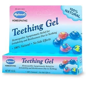 Hyland's Homeopathic Teething Gel-natural  they even have the gel!