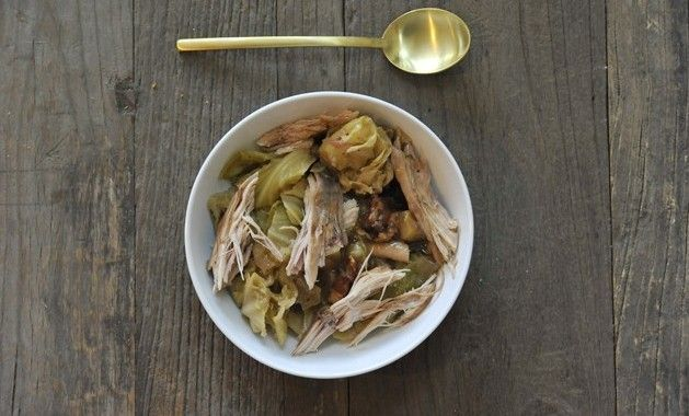 """One Pot Pheasant Stew"" — The Official Site of Chef Georgia Pellegrini 