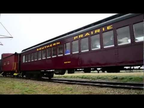All Aboard! Southern Prairie Railway - Ogema, #Saskatchewan