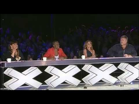 Reuben Koops, Australia's Got Talent 2013 Audition