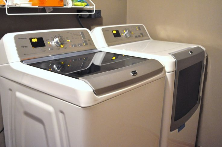 maytag bravos xl washer and dryer