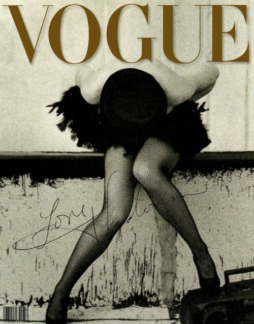 #Vogue #magazine beautiful photography www.editionlingerie.de Édition Lingerie…