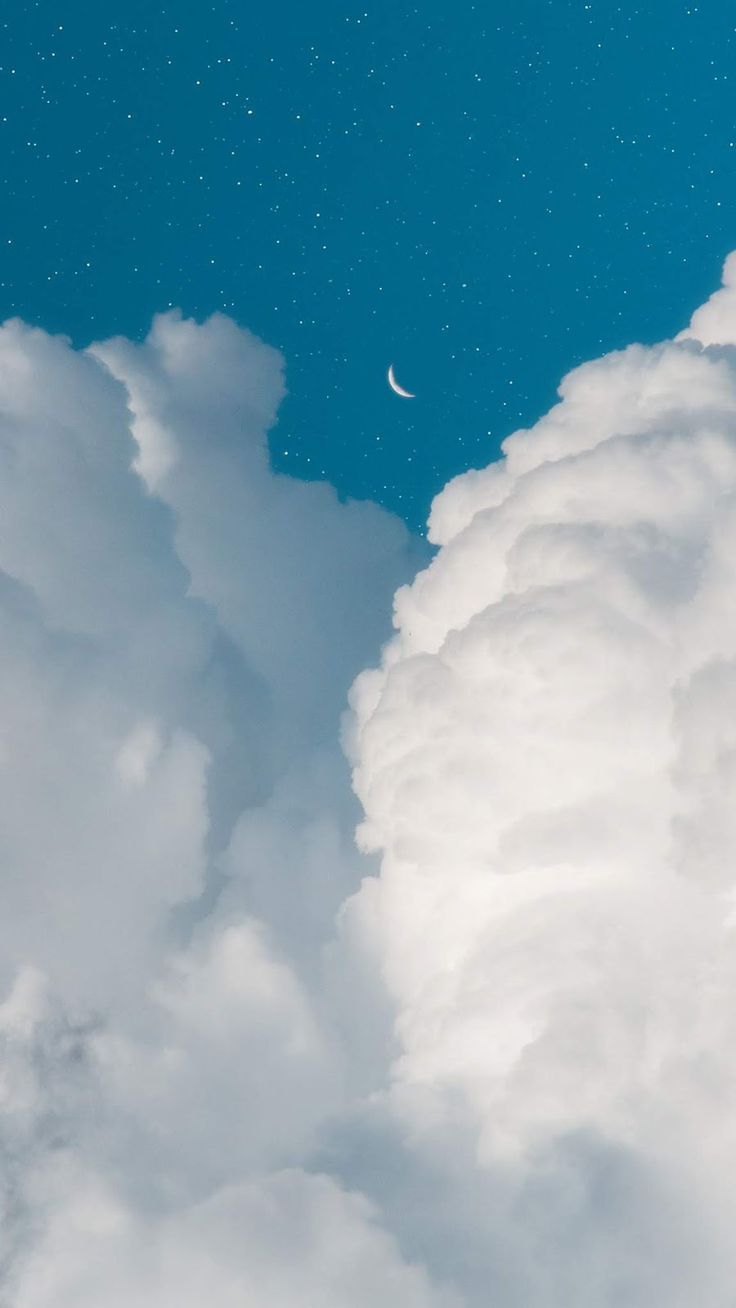 In The Blue Sky Blue Sky Blue Sky Wallpaper Iphone Background Wallpaper Sky Aesthetic