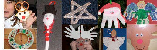 Preschool Christmas Crafts | HOLIDAYS: Christmas Traditions