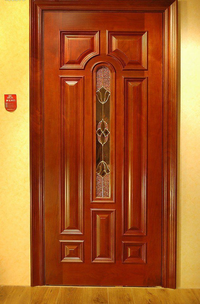 Imagenes de puertas madera para interiores 1 puertas pinterest 1 and puertas - Puertas de madera para exterior ...