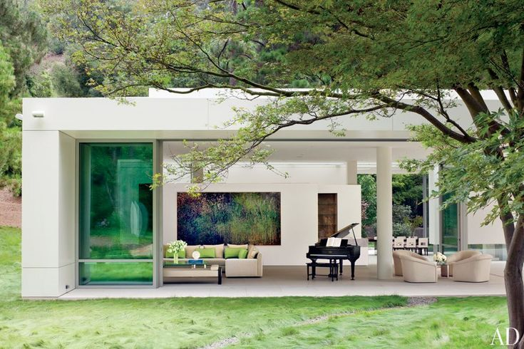 open air // by Michael Lehrer // Architectural Digest