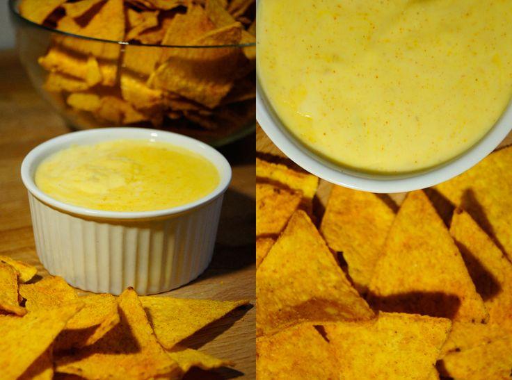 Wilk Syty: Najlepszy sos serowy do nachosów na ciepło [Udomowiony Fast Food]