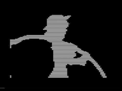 'Bad Apple' Touhou Project video running on 8bit 4mhz Amstrad Cpc! More details here: http://www.cpcwiki.eu/forum/demos/bad-arnold-bad-apple-on-enhanced-cpc/