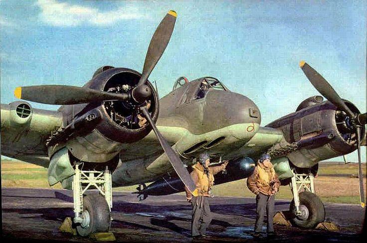 """BRISTOL Beaufighter...""""Whispering Death"""" Mediterranean"""