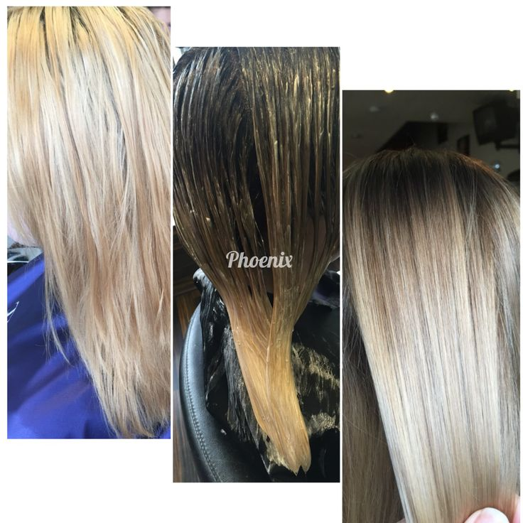 Colour Melt Root Stretch Root Shading Beauty Junk